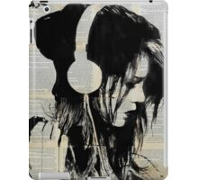 melodies solace iPad Case/Skin