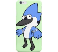 Regular Show - Mordecai iPhone Case/Skin