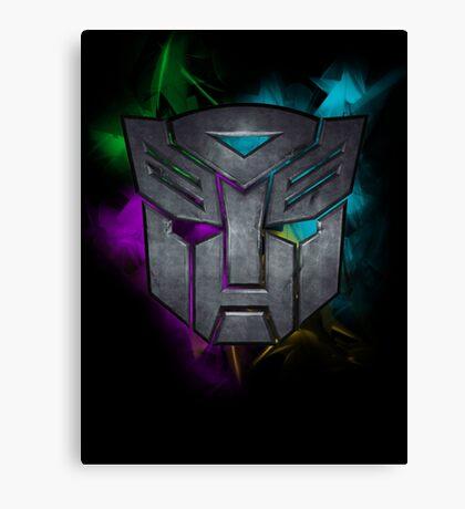 Transformers Autobots Canvas Print