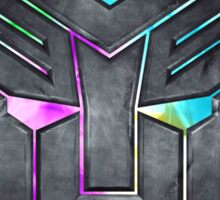 Transformers Autobots Sticker