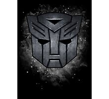 Transformers Autobots Photographic Print