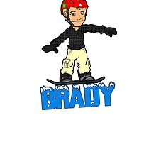 Brady by Krysiewicz
