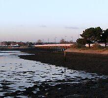 Sunset - 1  23-11-07 by Sharon Perrett