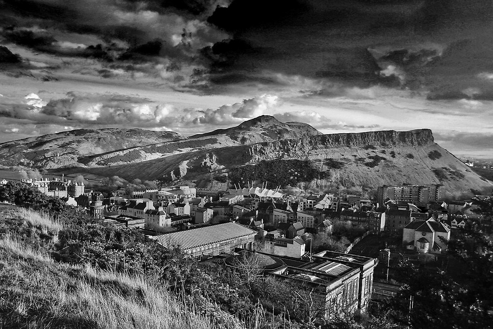Edinburgh II by Chris Clark