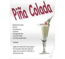Pina Colada Poster