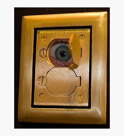 Electric Eye Photographic Print