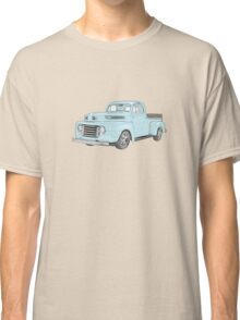 1950 Ford F1 Pickup Classic T-Shirt