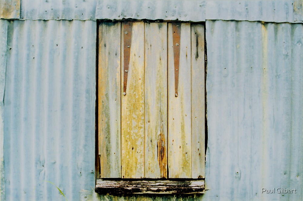 Corrugated #3 by Paul Gilbert
