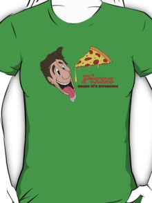 Pizza - cause it's awesome T-Shirt