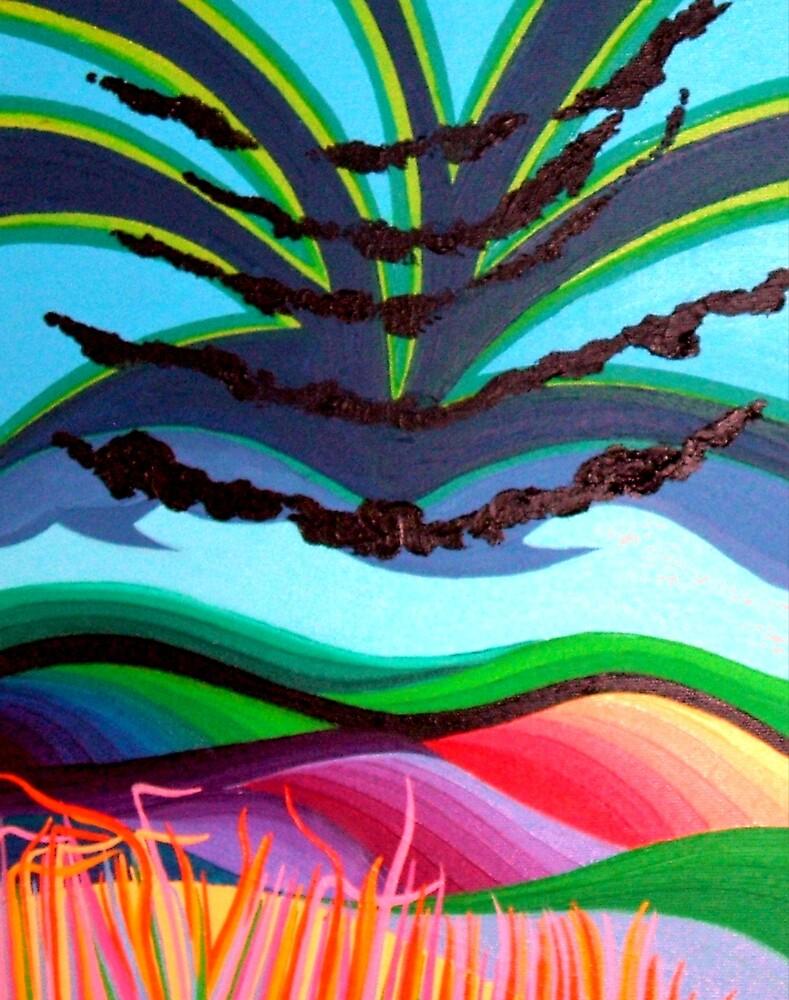 Desert  Color by Jamie Winter-Schira