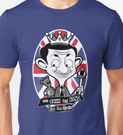 God save the king Bean Unisex T-Shirt
