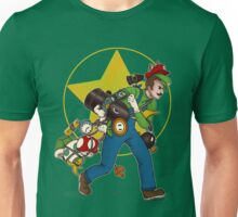 Player 2 to the rescue ( Star version) T-Shirt