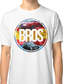Bros Ryo Cars&Flags Classic T-Shirt