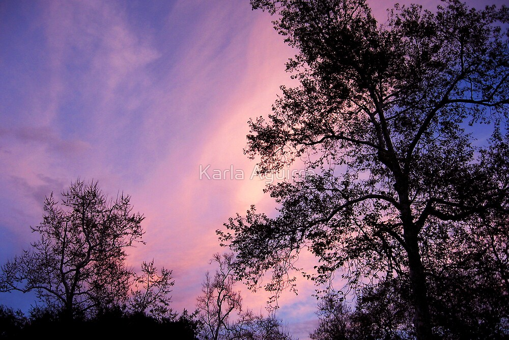 Colors in the Sky by Karla Aguirre