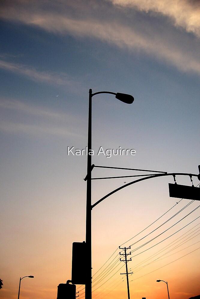 Fading Sky by Karla Aguirre