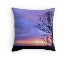 Dawn This Morning Throw Pillow
