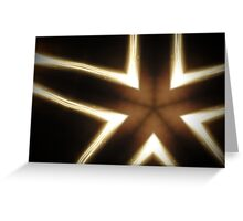 Stary Light Greeting Card