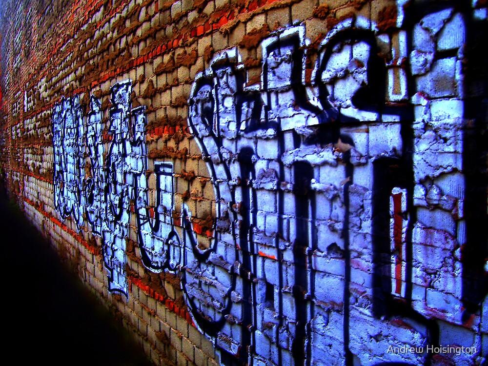 Shadow Lane by Andrew Hoisington