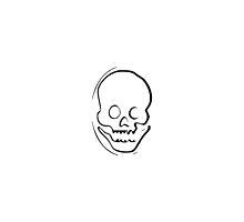 Skull head by Grobie