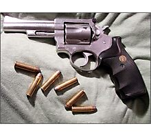 Ruger Photographic Print