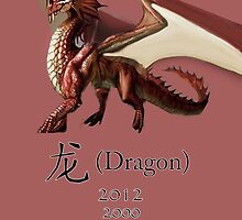 Dragon - Chinese Zodiac sign by Nornberg77