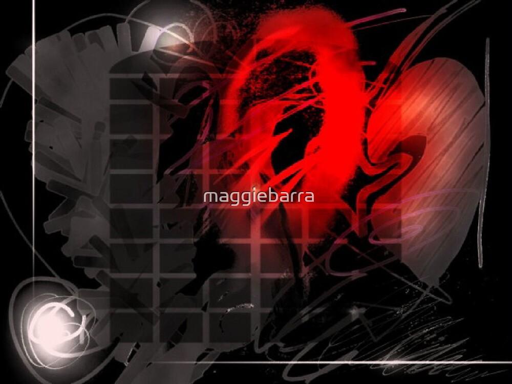 The Heart Has It by maggiebarra