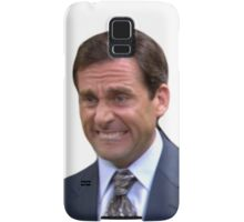 Michael Scott Samsung Galaxy Case/Skin