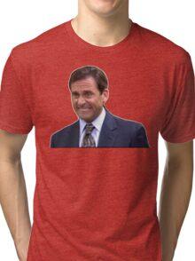 Michael Scott Tri-blend T-Shirt