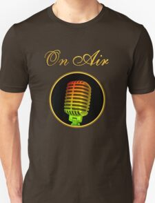 On Air  Vintage Gold  T-Shirt