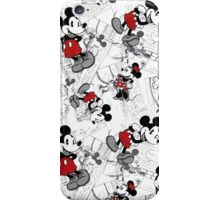 Vintage Minnie & Mickey iPhone Case/Skin