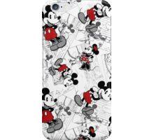 Vintage Minnie & Mickey iPhone Case/Skin