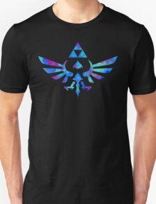 Skyward Sword Paint Blue Unisex T-Shirt