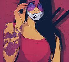 Kristine by Conrado Salinas