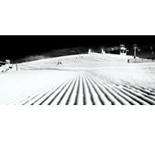 Skyline Corduroy, Mount Buller Photographic Print