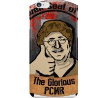 GabeN seal of approval iPhone Case/Skin