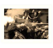 """Up in Smoke"" Art Print"