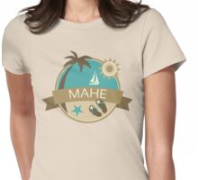 Seychelles Mahe Badge Womens Fitted T-Shirt