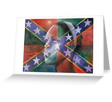 The New Confederacy (2000) Greeting Card