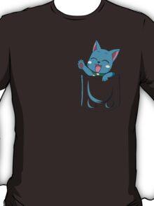 t-shirt Happy pocket T-Shirt