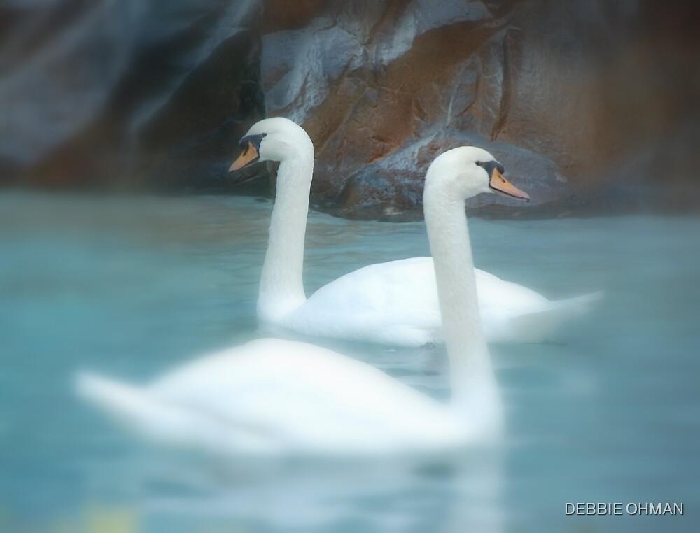 Friends in the Water by DEBBIE OHMAN