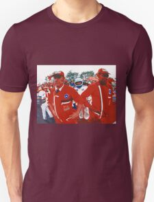 "Unique and rare 1980 Race Trucks France 18 (c) (t) "" fawn paint Picasso ! Olao-Olavia by Okaio Créations Unisex T-Shirt"