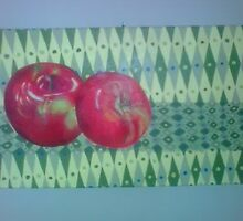 Apples by toygirl