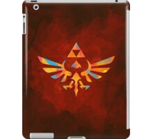 Skyward Sword Paint Orange iPad Case/Skin