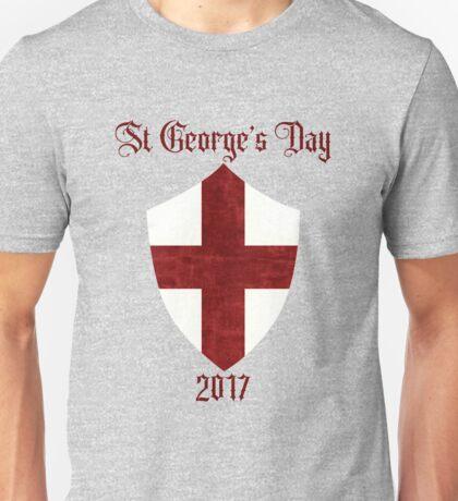 St George-The Dragon Slayer Unisex T-Shirt
