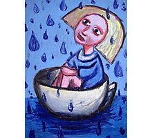 Storm In A Tea Cup Photographic Print