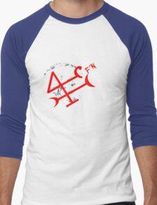 Loose F'N Cannon Men's Baseball ¾ T-Shirt