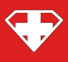 Swiss Superman by David Bankston