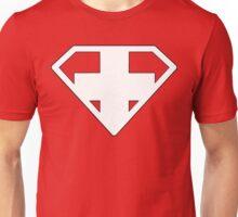 Swiss Superman Unisex T-Shirt