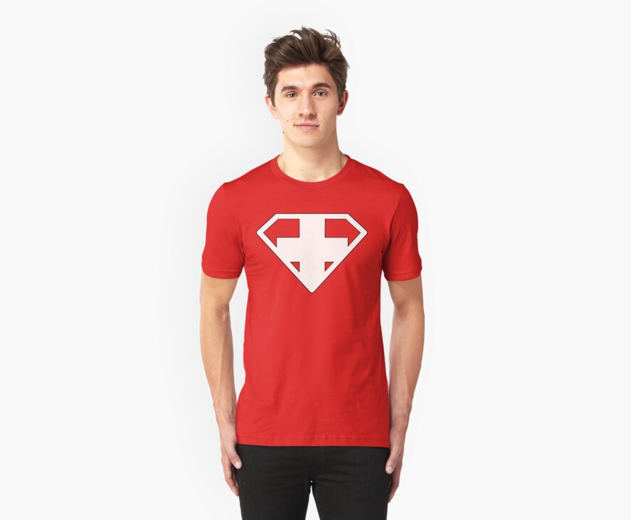 Swiss Superman by falsefinish66