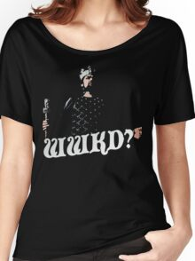 What Would King Do? Women's Relaxed Fit T-Shirt